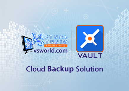 vsworld - Vault - Cloud Backup Solution