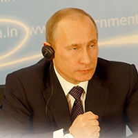 vsworld - Live webcast Russian PM Mr. Vladimir Putin's visit