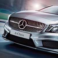 vsworld - Live webcast Mercedes A-Class and B-Class Edition 1