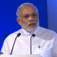vsworld - VC for Prime Minister of India, Mr. Narendra Modi Ford Figo Aspire Launch Call to Action Summit 2015